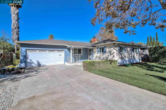 3921 Beechwood Dr., Concord, CA 94519 (#CC40845431) :: The Goss Real Estate Group, Keller Williams Bay Area Estates