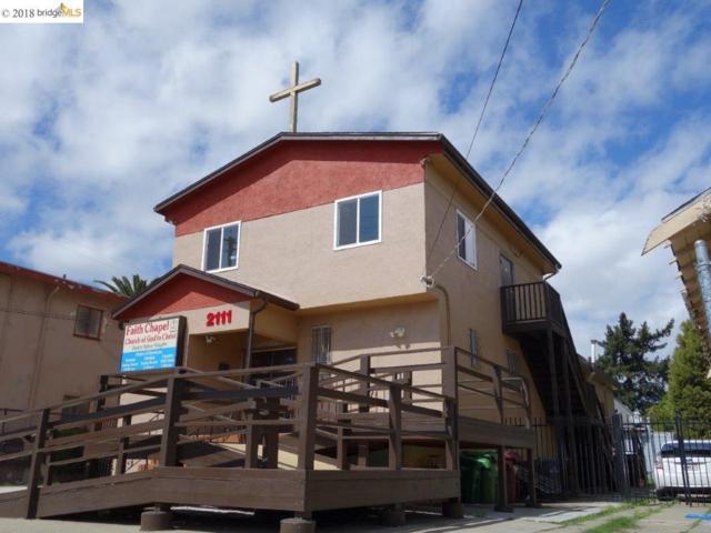 , Oakland, CA 94621 (#EB40845509) :: Brett Jennings Real Estate Experts