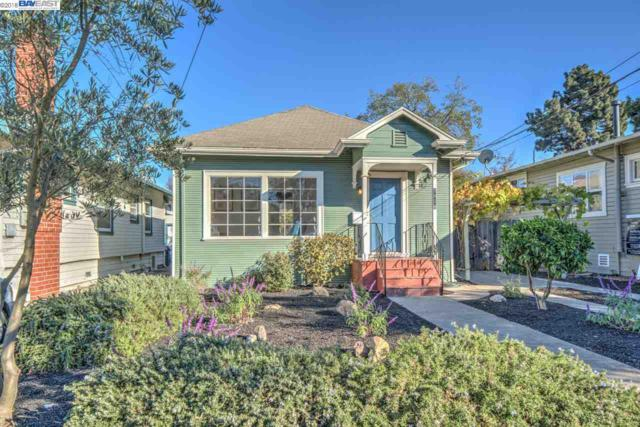 1816 Wood St, Alameda, CA 94501 (#BE40845561) :: The Kulda Real Estate Group