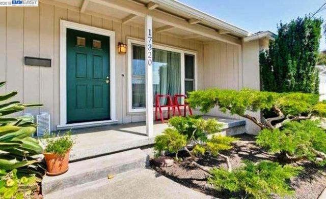 17320 Via Julia, San Lorenzo, CA 94580 (#BE40845642) :: The Goss Real Estate Group, Keller Williams Bay Area Estates