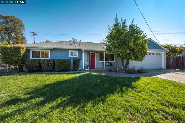 143 Cleopatra Drive, Pleasant Hill, CA 94523 (#CC40845667) :: The Kulda Real Estate Group