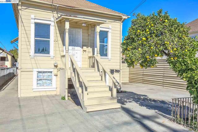 350 Harlan St, San Leandro, CA 94577 (#BE40845720) :: The Goss Real Estate Group, Keller Williams Bay Area Estates