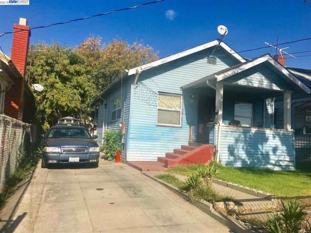1609 Seminary Ave, Oakland, CA 94621 (#BE40845742) :: The Goss Real Estate Group, Keller Williams Bay Area Estates