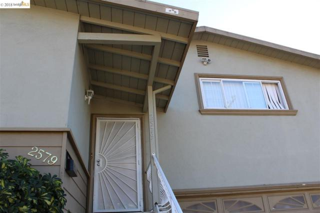 2579 Jacobs, Hayward, CA 94541 (#EB40845845) :: The Warfel Gardin Group