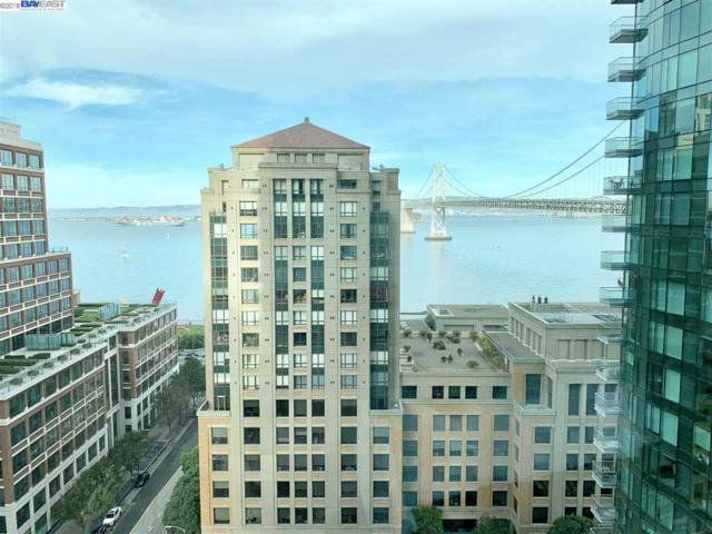 301 Main Street, #20D, San Francisco, CA 94105 (#BE40845977) :: Perisson Real Estate, Inc.