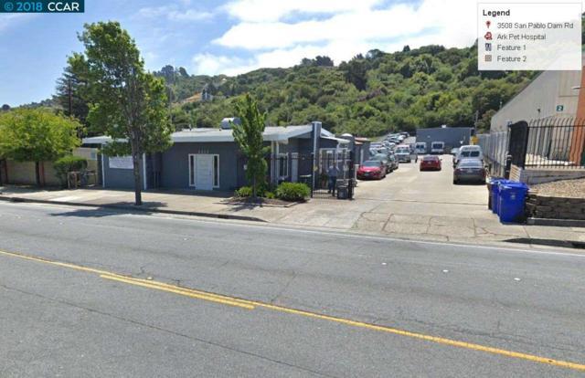 3508 San Pablo Dam Rd., El Sobrante, CA 94803 (#CC40846069) :: The Gilmartin Group