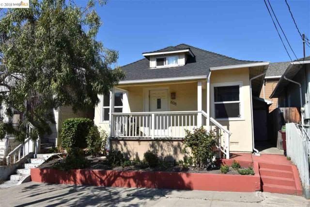 608 58Th St, Oakland, CA 94609 (#EB40846070) :: The Kulda Real Estate Group