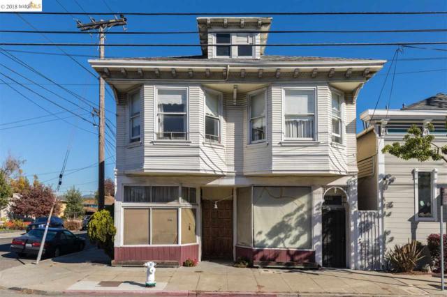 1719 Lincoln Ave, Alameda, CA 94501 (#EB40846278) :: Strock Real Estate