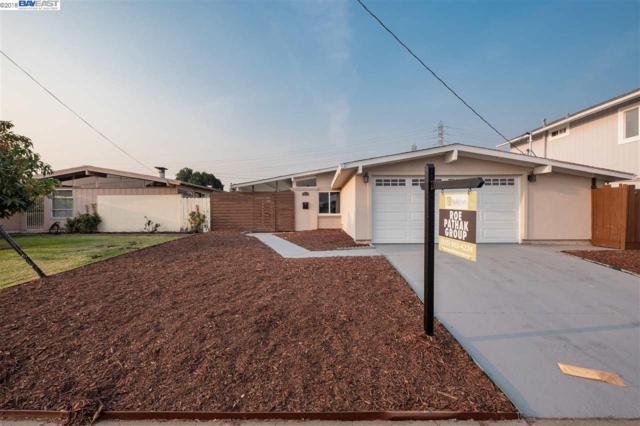 2673 Bal Harbor Ln, Hayward, CA 94545 (#BE40846355) :: Strock Real Estate