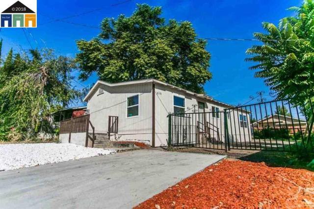 210 Drake St, Antioch, CA 94509 (#MR40846389) :: The Gilmartin Group