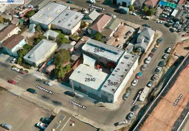 2840 Chapman St, Oakland, CA 94601 (#BE40846471) :: The Warfel Gardin Group