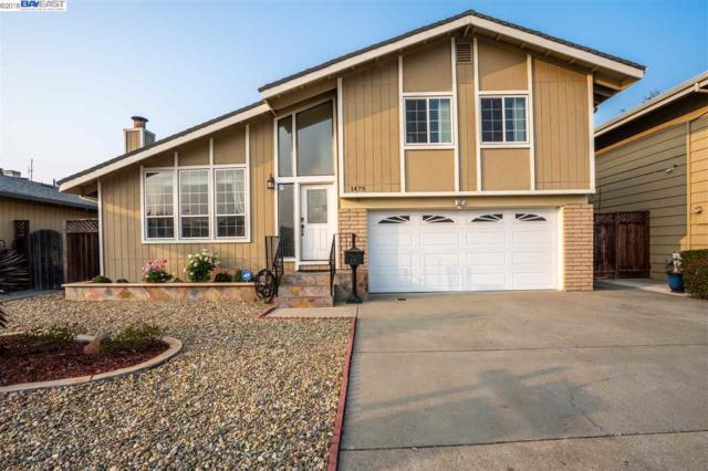 1475 Fry Lane, Hayward, CA 94545 (#BE40846511) :: Strock Real Estate