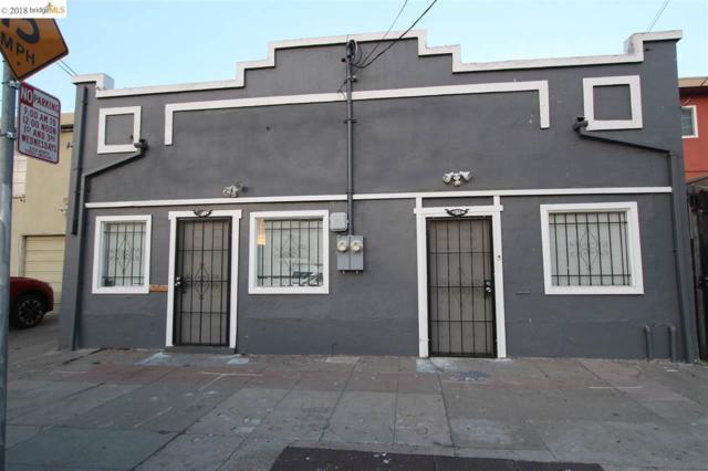 5834 Walnut St, Oakland, CA 94605 (#EB40846564) :: Strock Real Estate