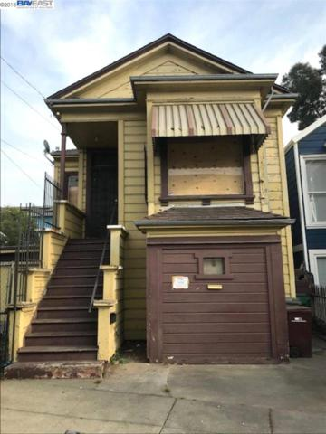 344 Peralta St, Oakland, CA 94607 (#BE40846586) :: Strock Real Estate