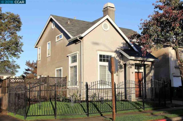 807 Myrtle St, Oakland, CA 94607 (#CC40846654) :: Brett Jennings Real Estate Experts