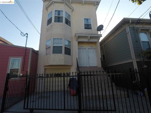 1324 Peralta St, Oakland, CA 94607 (#EB40846688) :: The Warfel Gardin Group
