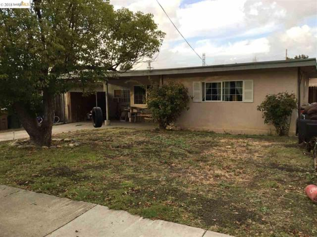 719 Central Ave, Martinez, CA 94553 (#EB40847155) :: Live Play Silicon Valley