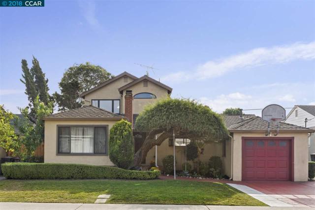 1318 Chapel Avenue, San Leandro, CA 94579 (#CC40847201) :: Brett Jennings Real Estate Experts
