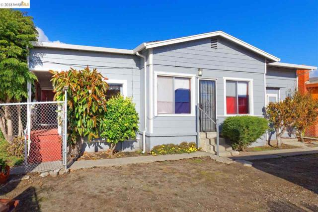 830 20Th St, Richmond, CA 94801 (#EB40847278) :: The Warfel Gardin Group