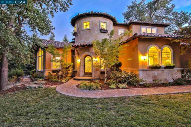 6 Camino Monte Sol, Alamo, CA 94507 (#CC40847293) :: Brett Jennings Real Estate Experts