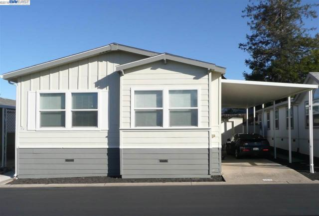 3263 Vineyard Ave., #107, Pleasanton, CA 94566 (#BE40847350) :: The Warfel Gardin Group