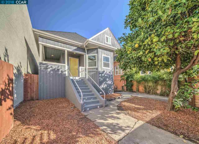 860 W Macarthur Blvd, Oakland, CA 94608 (#CC40847489) :: Brett Jennings Real Estate Experts