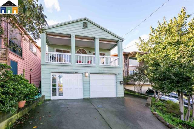 331 Golden Gate Ave, Richmond - Point Richmond/Bayfro, CA 94801 (#MR40847505) :: Strock Real Estate