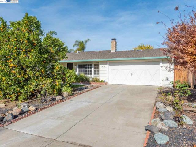 1632 Heidelberg Dr, Livermore, CA 94550 (#BE40847541) :: The Gilmartin Group