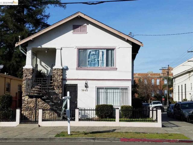 1445 92Nd Ave, Oakland, CA 94603 (#EB40847645) :: Brett Jennings Real Estate Experts