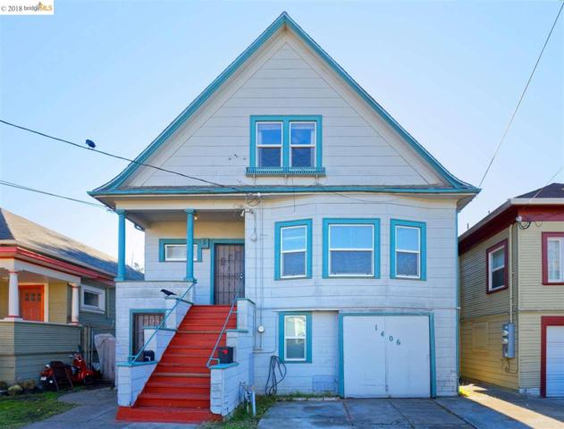 1406 Fairview St, Berkeley, CA 94702 (#EB40847819) :: Brett Jennings Real Estate Experts