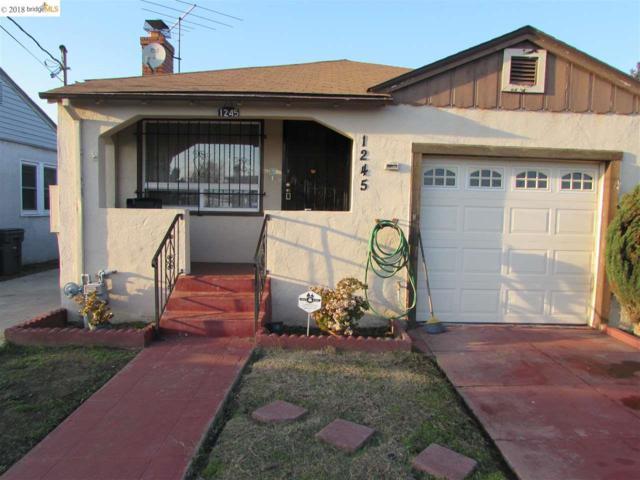 1245 103Rd Ave, Oakland, CA 94603 (#EB40847867) :: The Warfel Gardin Group
