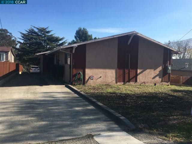 738 La Paloma Rd, El Sobrante, CA 94803 (#CC40847891) :: The Gilmartin Group