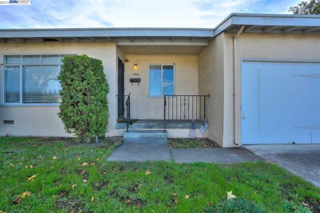 336 Perkins Dr., Hayward, CA 94541 (#BE40847918) :: Brett Jennings Real Estate Experts