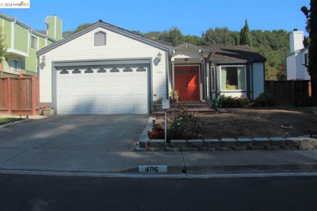 406 Roble, Pinole, CA 94564 (#EB40847932) :: The Kulda Real Estate Group