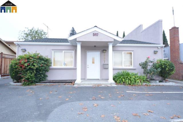 507 S Bascom, San Jose, CA 95128 (#MR40847942) :: The Kulda Real Estate Group