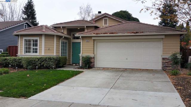 650 Saddleback Cir, Livermore, CA 94551 (#BE40847983) :: The Kulda Real Estate Group