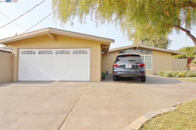 27583 Cliffwood Ave, Hayward, CA 94545 (#BE40848056) :: The Warfel Gardin Group