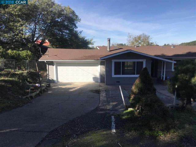 2203 Rancho Rd., El Sobrante, CA 94803 (#CC40848139) :: The Warfel Gardin Group