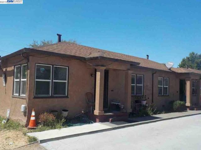 1257 75Th Ave, Oakland, CA 94621 (#BE40848172) :: Brett Jennings Real Estate Experts