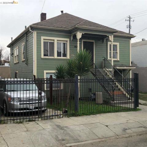 804 51st Avenue, Oakland, CA 94601 (#EB40848568) :: Strock Real Estate