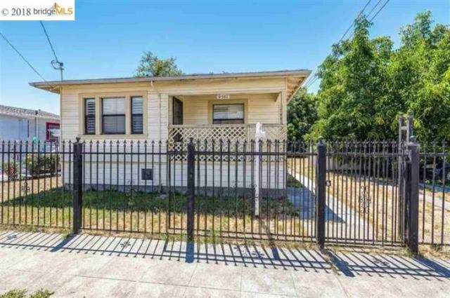 9501 C Street, Oakland, CA 94603 (#EB40848609) :: The Warfel Gardin Group