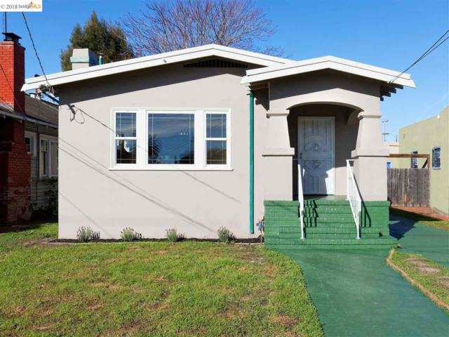 2653 66Th Ave, Oakland, CA 94605 (#EB40848710) :: Brett Jennings Real Estate Experts