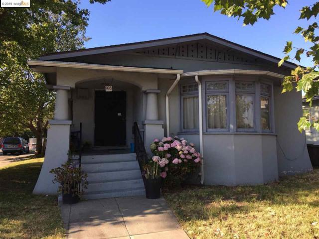 996 40th, Oakland, CA 94608 (#EB40848865) :: The Warfel Gardin Group