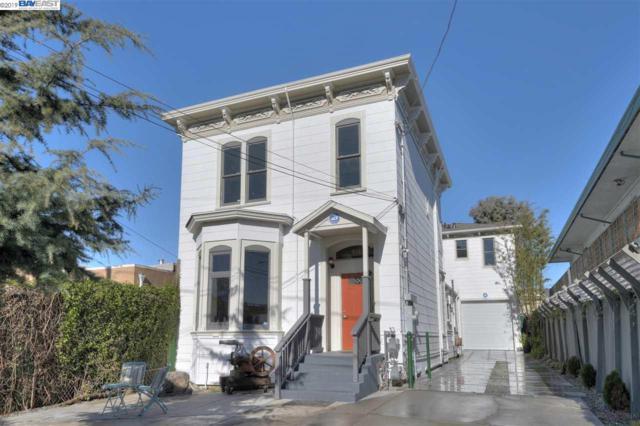 930 36Th St, Oakland, CA 94608 (#BE40848900) :: The Warfel Gardin Group