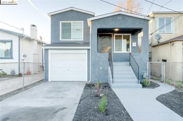 2231 Church St, Oakland, CA 94605 (#EB40849118) :: The Kulda Real Estate Group