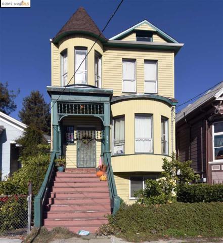 852 Isabella St, Oakland, CA 94607 (#EB40849307) :: The Warfel Gardin Group