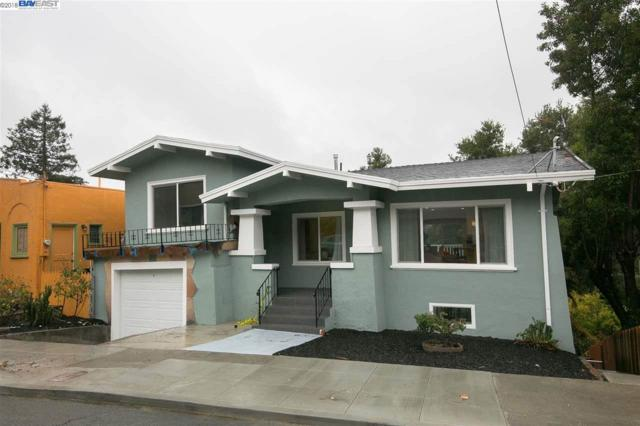 675 Santa Ray Ave, Oakland, CA 94610 (#MR40849344) :: The Kulda Real Estate Group