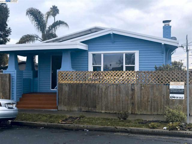 1802 Bissell Ave, Richmond, CA 94801 (#BE40849395) :: The Kulda Real Estate Group