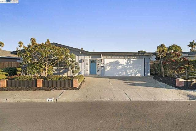 618 Larchmont Isle, Alameda, CA 94501 (#BE40849425) :: The Warfel Gardin Group