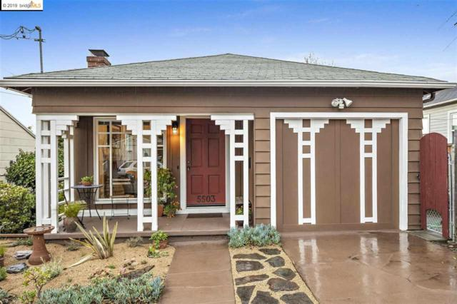 5503 Huntington Ave, Richmond, CA 94804 (#EB40849426) :: The Warfel Gardin Group